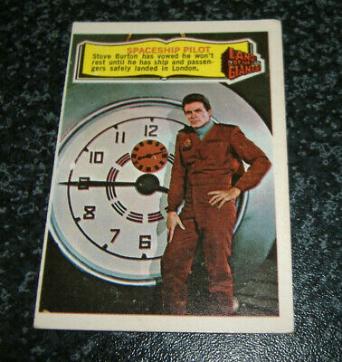 A&BC Gum - Land Of The Giants Card No22 - Space Ship Pilot • 3£