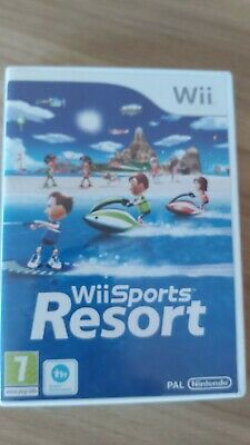 Nintendo Wii Sports Resort Game • 8£