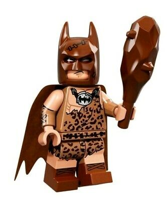 Lego Batman Movie Series Clan Of The Cave Batman Collectible Minifigure All New • 4.50£