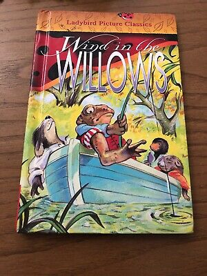 Ladybird Book Picture Classics Wind In The Willows • 10£