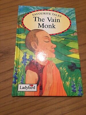 Ladybird Book ,favourite Tales The Vain Monk • 8.25£