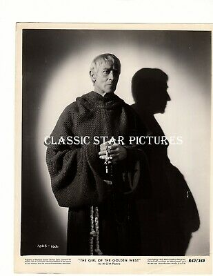 $ CDN12.12 • Buy R504 H.B. Warner As Father Sienna The Girl Of The Golden West 1938 Photograph