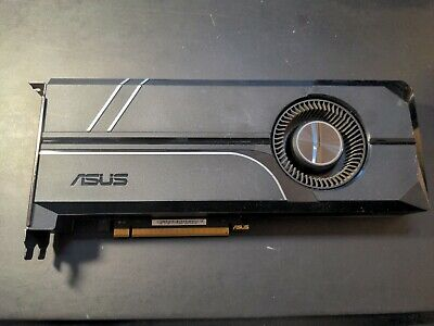 $ CDN719.51 • Buy ASUS NVIDIA GeForce GTX 1080 TI Turbo 11gb Gddr5x