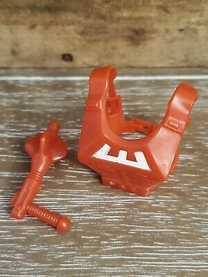 $10 • Buy Vintage He-Man MOTU Masters Of The Universe Zodac Armor Weapon Accessories 1982