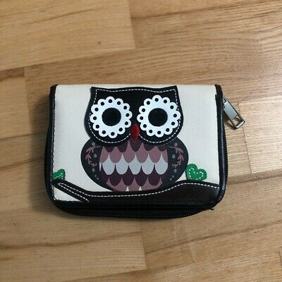 Women Girls Children Wallet Owl New Never Used Perfect Condition • 2.99£