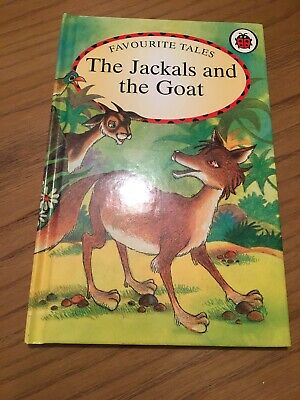 Ladybird Book ,favourite Tales The Jackals And The Goat • 14£