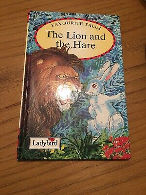 Ladybird Book Favourite Tales ,the Lion And The Hare • 14£