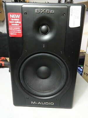 $125 • Buy NOT WORKING SOLD AS IS Speaker BX8a M-Audio