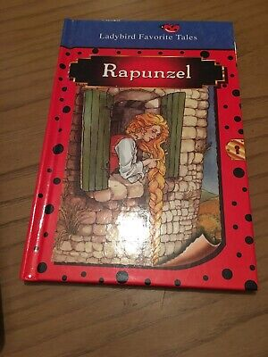 Ladybird Book Favourite Tales Rapunzel.usa Version • 10£