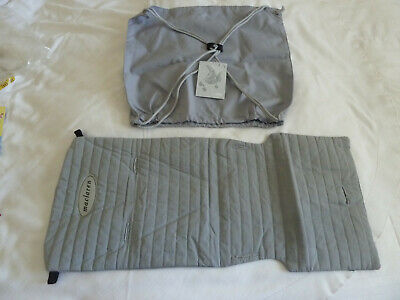 $18.99 • Buy New Maclaren Gray Volo Stroller Seat Liner Cover + Shopping Bag Accessory Kit