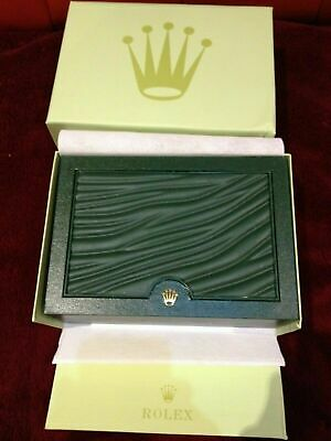 $ CDN1.76 • Buy Rolex Watch Replacement New Box Case With Paperwork  No Reserve
