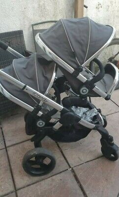 Icandy Peach Double Pushchair • 283£