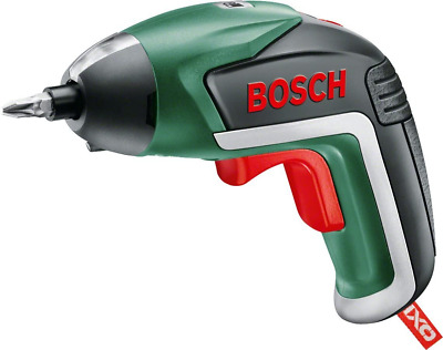 View Details Bosch IXO Electric Cordless Screwdriver 3.6V Lithium-Ion Battery Inc Case & Bits • 44.40£