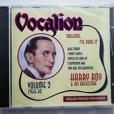 Harry Roy And His Orchestra Vol. 2 / Vocalion CD CDEA 6118 SEALED • 10£