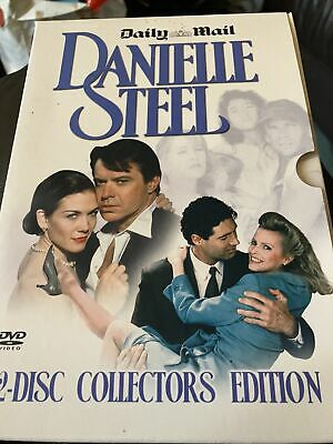Danielle Steel 12 Disc Collectors Editiom Dvd • 6£