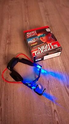 Spy Gear Night Goggles Used Brilliant Working Condition . • 10£