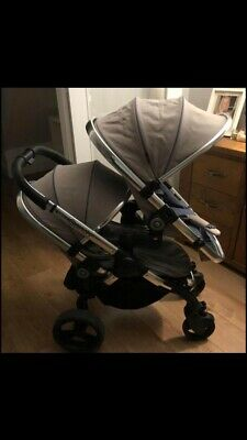 Icandy Double Pushchair • 80£