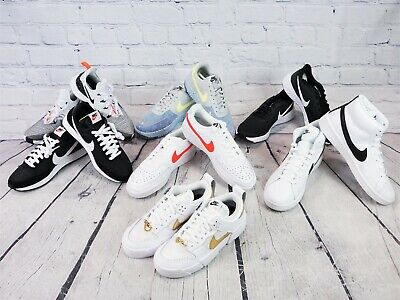 $ CDN189.84 • Buy Lot Of 7 Assorted In Box Never Used Men's & Women's Nike Shoes -BBR1589