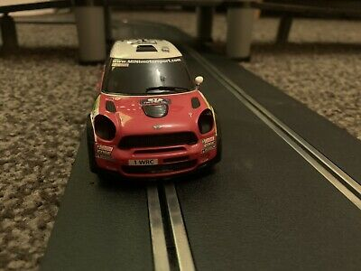 Scalextric Mini Countryman WRC. Digital Plug Ready. • 14.50£