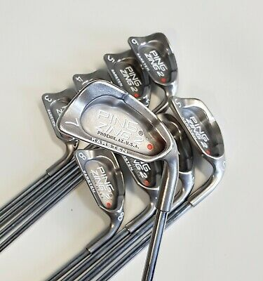 AU164.26 • Buy Ping Zing 2 Iron Set