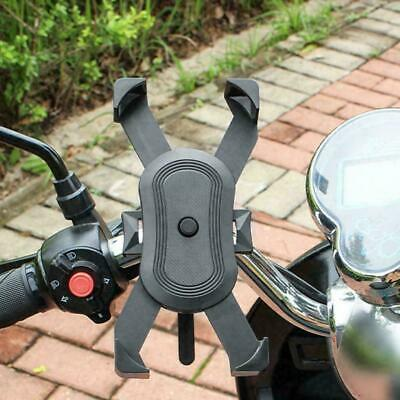Bicycle Bike Mobile Phone Holder Bracket Mount For Handlebar Scooter Claw Q6E1 • 3.84£
