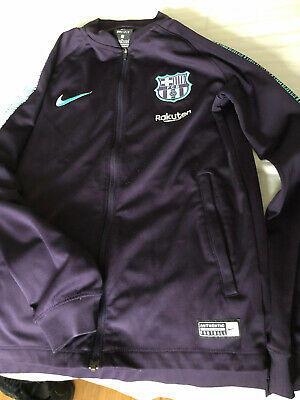 Boys Baecelona Purple Track Suit Top 10/12 Yrs  • 8£