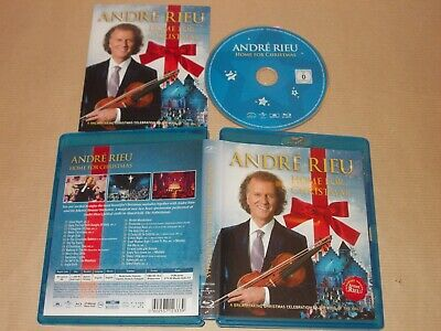 Blu-ray Andre Rieu Home For Christmas Good Disc • 7.99£