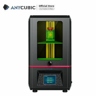 AU7.50 • Buy AU Anycubic LCD Photon Resin 3D Printer 405nm UV LED Resin Light Cure TFT Screen