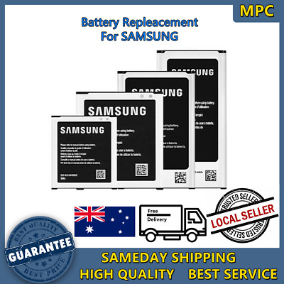 AU17.95 • Buy For Samsung Galaxy Note 3 4 5 8 9 10 Plus Service Pack New Battery Replacement