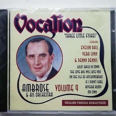 £10 • Buy Ambrose And His Orchestra / Vocalion CD CDEA 6135 SEALED