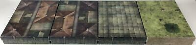 AU645.38 • Buy WOTC D&D 3rd Ed Dungeon Tiles Super Lot - Tiles From 15 Sets! NM