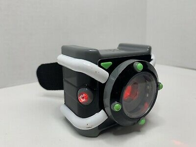 Ben 10 Deluxe Omnitrix Watch Lights & Sounds Talking Wrist Playmates Toys 2017 • 10.85£