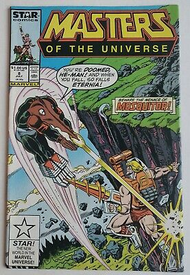 $29.95 • Buy Masters Of The Universe #8 Marvel Comics 1987