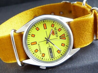 $ CDN24.73 • Buy OLD VINTAGE SEIKO 5 AUTOMATIC JAPAN MEN'S DAY/DATE WATCH 436-a218975-1