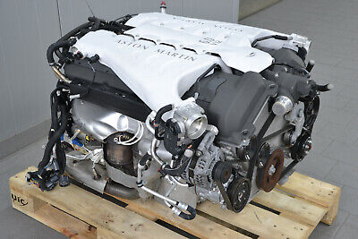 AU20229.54 • Buy Aston Martin Vantage V12 Motor Motors Engine 421KW 572PS Bj.2013 Engine