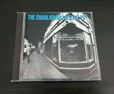 Cd Album - The Charlatans - Melting Pot • 1£