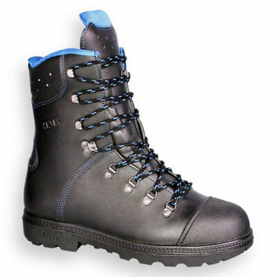 Haix Blue Mountain Chainsaw Boots Class 1, PPE Work Boots, Size 8 (UK) • 70£