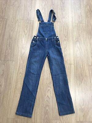 """Girls Dungarees Age 11–12 Years (26"""" Waist) Unbranded JG811 • 12.99£"""