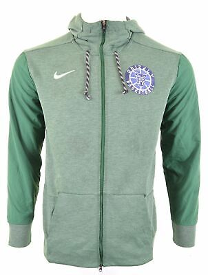 $ CDN44.02 • Buy NIKE Mens Hoodie Sweater Large Green Polyester Dri-Fit GH06