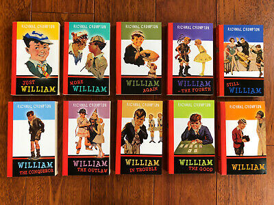 There's Only One Just William (Just William Books 1-10) By Richmal Crompton • 6.90£