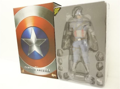 $ CDN466.75 • Buy Hot Toys The First Avenger Captain America 1/6 Figure With Box Japan Shipped