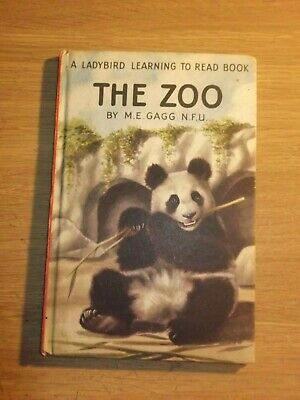 Vintage Ladybird Book The Zoo 2/6 Very Good Condition.  • 3.75£