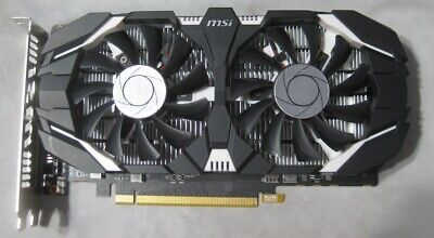 $ CDN190 • Buy MSI NVIDIA GeForce GTX 1050Ti 4GB GDDR5 Factory Overclocked (OC) Dual Fans