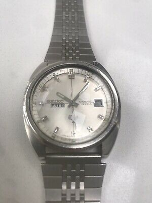 $ CDN26.46 • Buy Seiko 5 Automatic 6119 7183 Day Date Japan Fully Working Great Condition