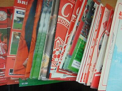 £1.99 • Buy Brechin City Home Programmes 1970s-date Choose Games From Menu - UPDATED 5/3/21