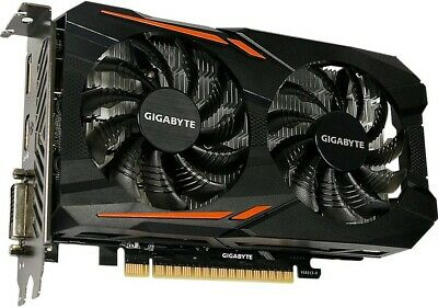 $ CDN226.63 • Buy GIGABYTE GeForce GTX 1050 TI Windforce OC 4GB GDDR5 Graphics Card