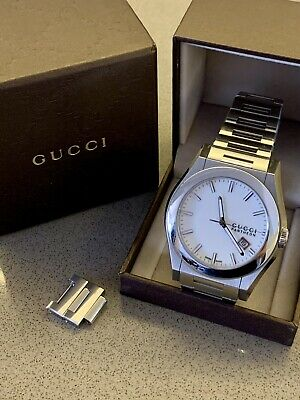 AU500 • Buy GUCCI Pantheon YA115402 Men's 44mm Watch