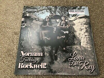 Lana Del Rey Norman F*cking Rockwell Ltd Rare Double Pink Vinyl Sold Out In Hand • 69.99£