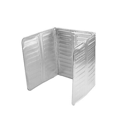 £4.55 • Buy Silver Aluminum Foil Stove Counter Gap Cover For Cooker Spill Guard Seal Filler