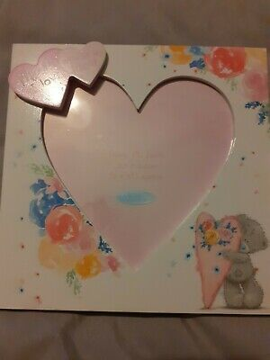 Mum I Love You With All My Heart Photo Frame • 1.20£